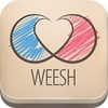 Weesh app by JustUs