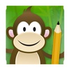 Monkey Write: Learn to write Chinese
