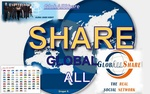 GlobAllShare: Social Network of the future