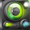 Night Vision (True night mode amplifier app with video and photo recording)
