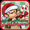 Holiday Puzzles Free Game With Mojo (Christmas)