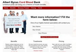 Store Your Baby's Cord Blood & Secure Its Future