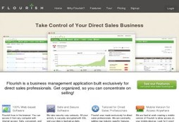 Complete business tools to handle direct sales