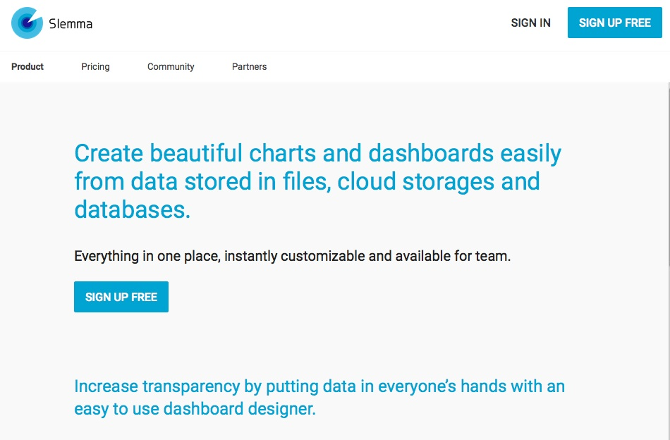 Collaborative data visualization thats easy to use, cost effective and all in one platform
