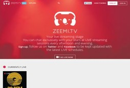 Zeemi.tv Live Streaming & Chat