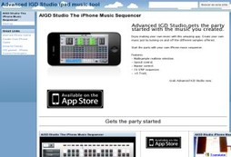 Create your own music on your IPad