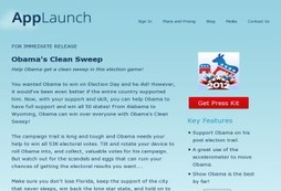 Obama's Clean Sweep
