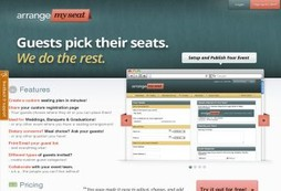 Automated seating plans for your special event in minutes