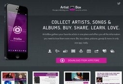 A user-friendly music app that looks a million dollars