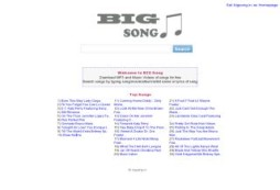 Search and download songs and music videos for free in MP3 , MP4 and 3GP formats.