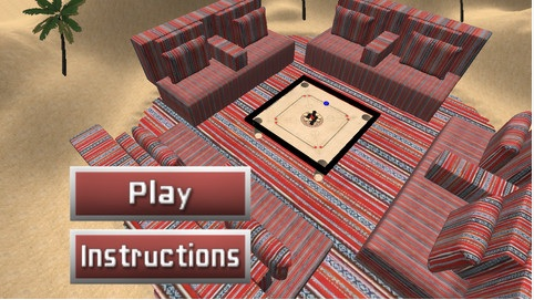 Use skill and accuracy to take this traditional board game 3D