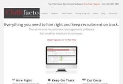 Chilli Factor Recruitment Software
