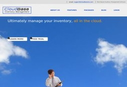 Inventory management and tracking kept safely in the cloud