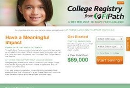 Let your family and friends help put your child through college