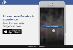 Coverfeed for Facebook: explore your friends through photos