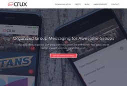 Crux Group Messaging