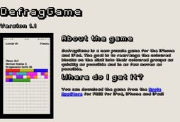 DefragGame