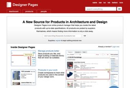 Designer Pages