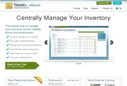 Manage your inventory across all your platforms