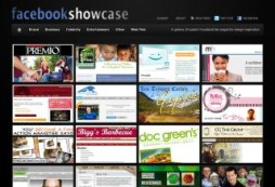 Facebook Showcase