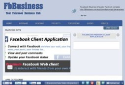 Facebook Business Hub
