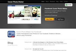 Cover Photo Maker for Facebook