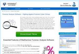 Forensic Analysis Tools