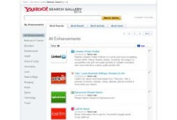 Yahoo! Search Gallery