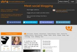A community for social bloggers