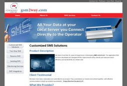 sms solution