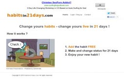 Habits in 21 days