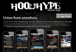 Hip-hop, R&B, soul and reggae on your iphone