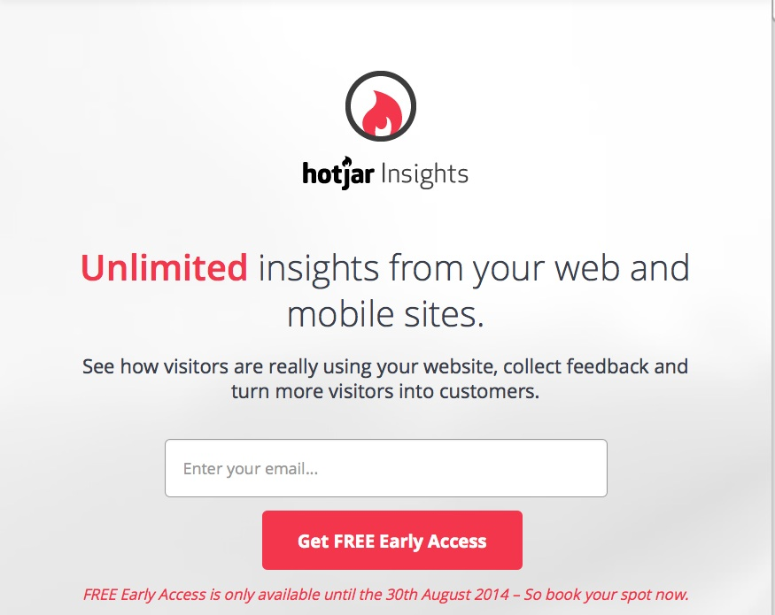HotJar Insights