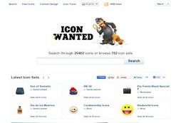 World's coolest free icon search engine and directory