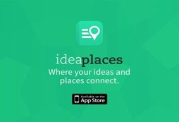 IdeaPlaces - Map Your Evernote & Quickly Create Notes Anywhere