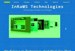 InRaMS Digital Marketing Company