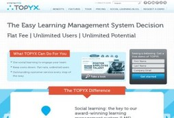 TOPYX Social Learning Management System