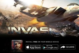 Invade and plunder your enemies with a great new online war strategy game for mobile