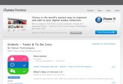 Orderly - Tasks & To Do Lists
