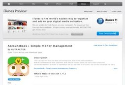 AccountBook+ Simple money management