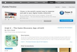 Grab It - The Game Discovery App