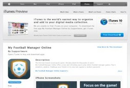My Football Manager Online