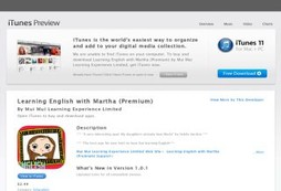 Learning English with Martha (Premium)