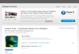 Lemon Tree - Interactive Books For Children