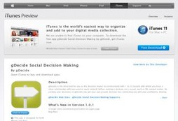 gDecide Social Decision Making