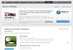 Quite simply, the ultimate mobile app for golfing enthusiasts worldwide