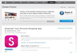 Shopcade: Your Personal Shopping App