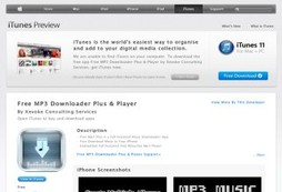 Free Mp3 Downloader Plus & Player