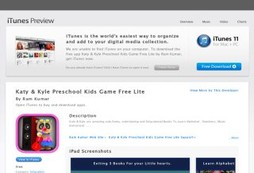 Katy & Kyle Preschool Kids Game Free Lite