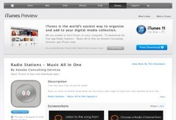 Radio Stations - Music All In One | Radio Live For iPhone